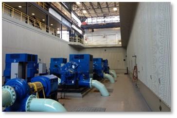 Lake Huron WTP RWS Upgrade